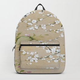 Ume flower painting,korean painting Backpack