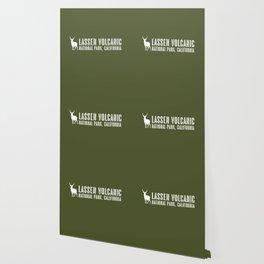 Deer: Lassen Volcanic, California Wallpaper