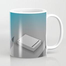 Please Say Something - Work Coffee Mug