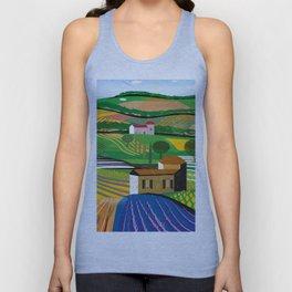 Farm House Unisex Tank Top