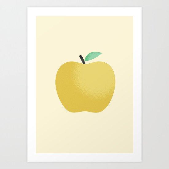 Apple 22 Art Print