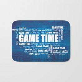 Game Time Bath Mat