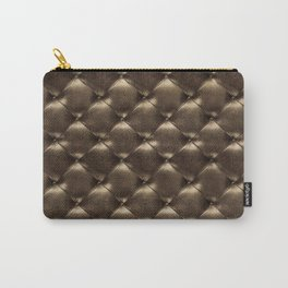 Opulent Tufted 1 Carry-All Pouch