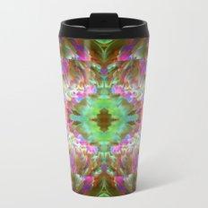 light rose Metal Travel Mug