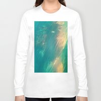 mermaid Long Sleeve T-shirts featuring Mermaid by Paul Kimble