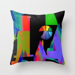 Chasoffart-Mia 2a Throw Pillow
