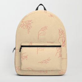 Imperction Branches - Steady Pink Backpack
