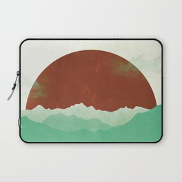 Sunset Valley Laptop Sleeve