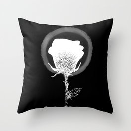Isaiah 40:8 (Inverted) Throw Pillow