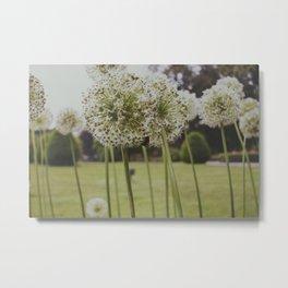 Flowers swoon Metal Print