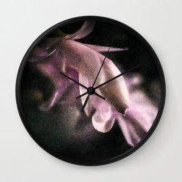 Schlumbergera Wall Clock