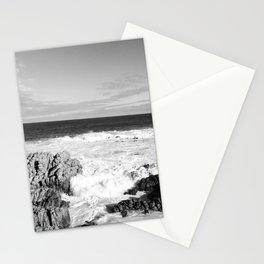 #311 #Ocean #Rocks #Sky Stationery Cards