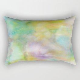 Baba in green Rectangular Pillow