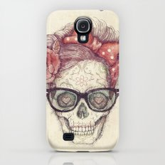 Hipster Girl is Dead Galaxy S4 Slim Case