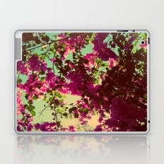 Bougainvillea Laptop & iPad Skin