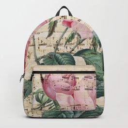 Rose Poetry Backpack