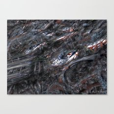 Extreme bugs Canvas Print