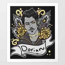 .: Golden Touch :. Art Print