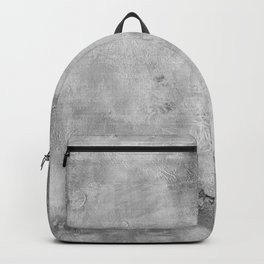 Simply Concrete Gray - Mix and Match with Simplicity of Life Backpack