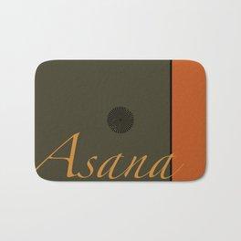 Asana Bath Mat