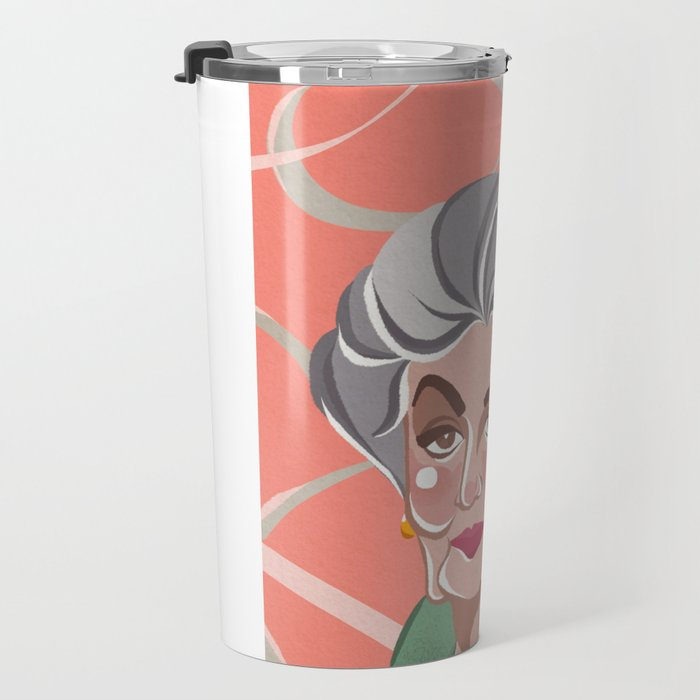 Golden Girls - Dorothy Zbornak Travel Mug