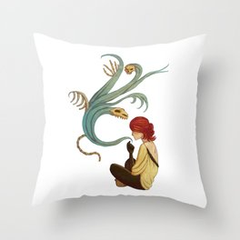 Delia Throw Pillow