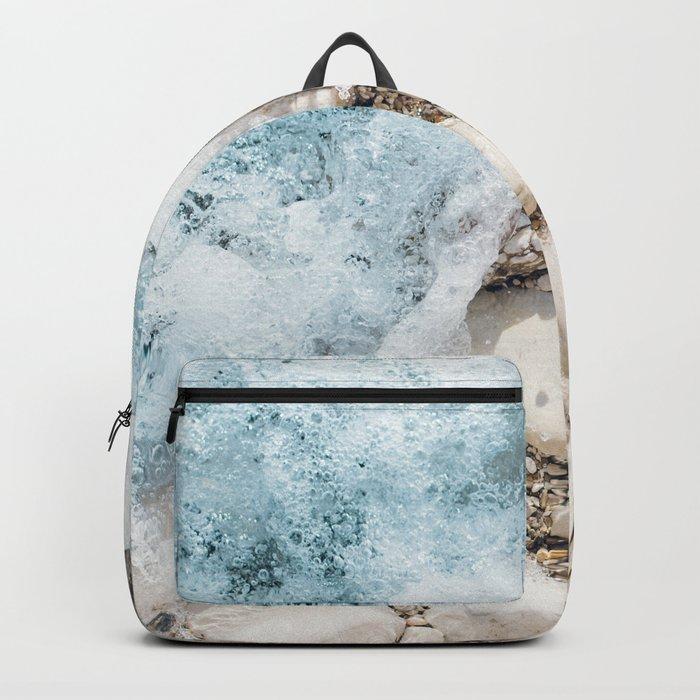 Wave On Backpack