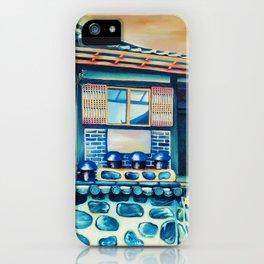 Hansik iPhone Case