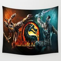 games Wall Tapestries featuring games trending  , games trending  games, games trending  blanket by ira gora