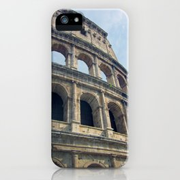 Rome I iPhone Case