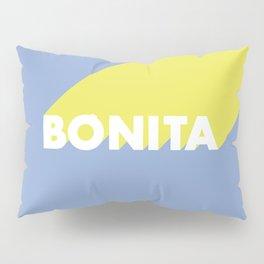 BONITA Blue Pillow Sham