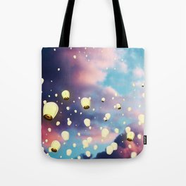 The Soul's Journey Tote Bag