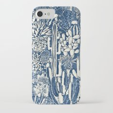 Indigo cacti Slim Case iPhone 7
