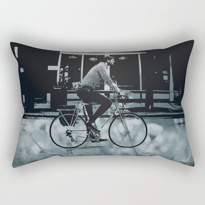 City 3 Rectangular Pillow