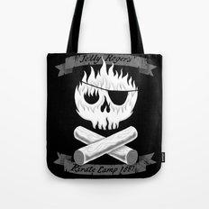 Pirate Camp Tote Bag
