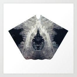 Diamond Lust Art Print