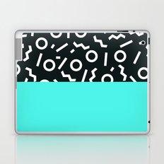 Memphis pattern 48 Laptop & iPad Skin