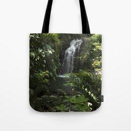 Annandale Waterfalls, Grenada Tote Bag