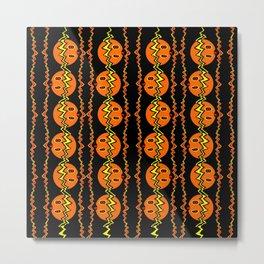 Pumpkin 04 Metal Print