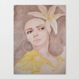 ochun Canvas Print