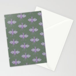 Meadow Bees Stationery Cards