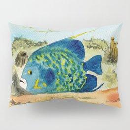 Poisson Ange Empereur Pillow Sham