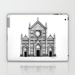 Basilica Di Santa Croce - Firenze Laptop & iPad Skin