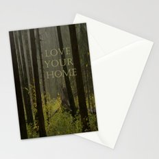 Forest#2 Stationery Cards
