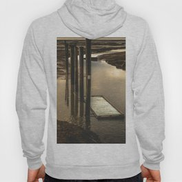 Washington Boat Launch Dock Hoody