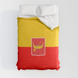 Flag of Lodz Comforters