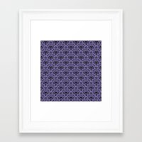 haunted mansion Framed Art Prints featuring Haunted Mansion Wallpaper by MiliarderBrown
