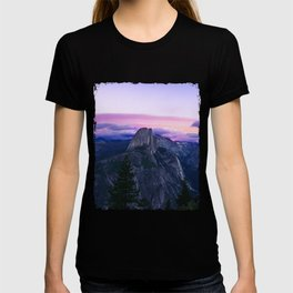 The Mountains and Purple Clouds T-shirt