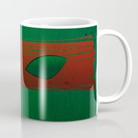 tmnt Mugs featuring TMNT Raph by Some_Designs