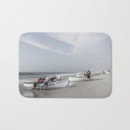 Beach Patrol, Jersey Shore Bath Mat
